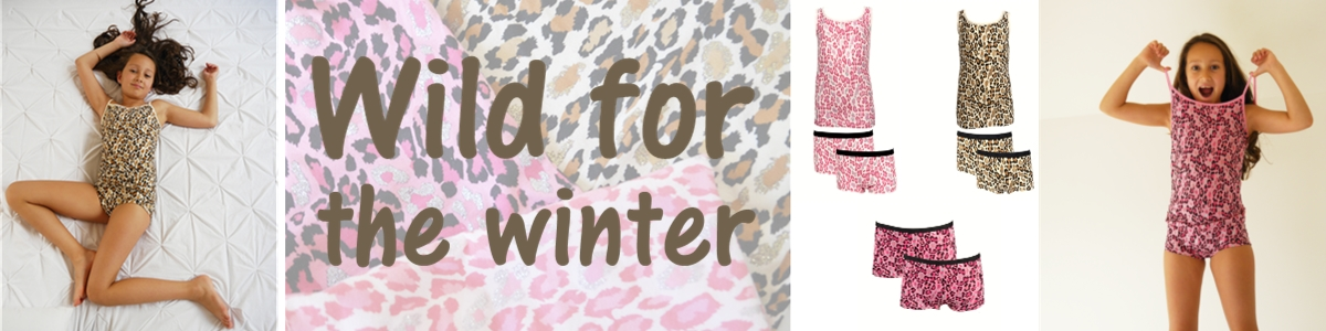 Funderwear wild for the winter