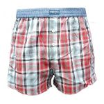 Eskimo heren boxershort 'Ruit' Red Checks