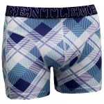 Gentlemen heren boxershort 'Square' navy