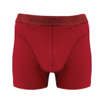 J&C Underwear heren boxershorts Uni bordeaux