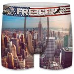 Freegun heren boxershort microvezel 'New York skyline'