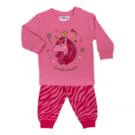 Fun2wear meisjes pyjama 'Sweet dreams unicorn' aurora pink
