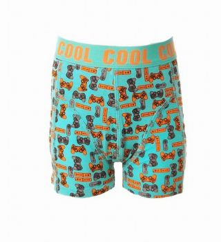 Funderwear jongens boxershort 'Cool Game'