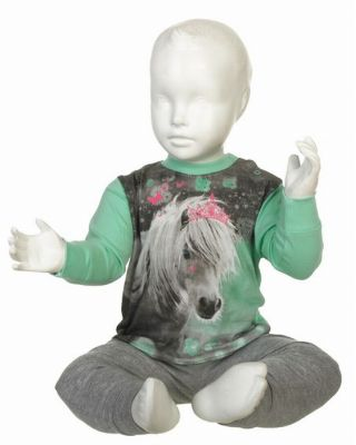 Fun2wear meisjes pyjama 'Pony' mint