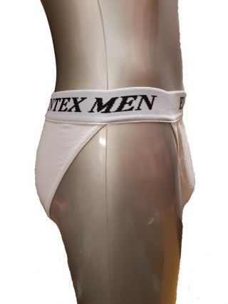 Entex heren tanga wit