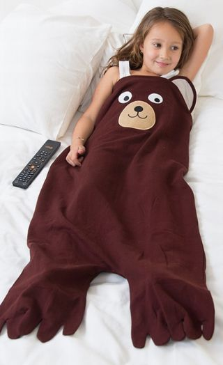 Fun2wear Snuggle Bag 'Bear' bruin